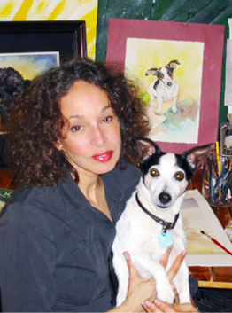 Wendy Grossman & Mookie